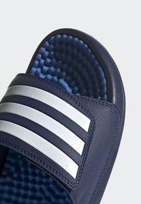 adidas Performance - ADISSAGE TND SLIDES - Pool slides - blue - 7