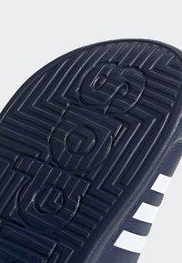 adidas Performance - ADISSAGE TND SLIDES - Pool slides - blue - 9