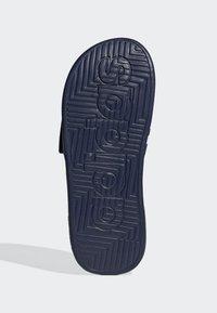 adidas Performance - ADISSAGE TND SLIDES - Pool slides - blue - 4