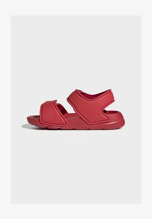 ALTASWIM - Walking sandals - red
