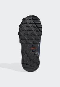 adidas Performance - TERREX SNOW CP CW SHOES - Scarpe da snowboard - blue - 4