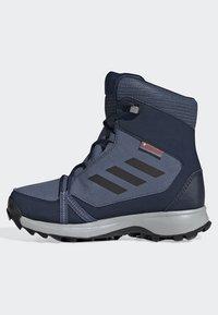 adidas Performance - TERREX SNOW CP CW SHOES - Scarpe da snowboard - blue - 7