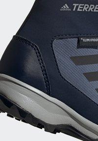 adidas Performance - TERREX SNOW CP CW SHOES - Scarpe da snowboard - blue - 6