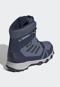 adidas Performance - TERREX SNOW CP CW SHOES - Scarpe da snowboard - blue - 3