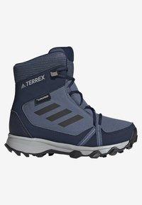adidas Performance - TERREX SNOW CP CW SHOES - Scarpe da snowboard - blue - 8