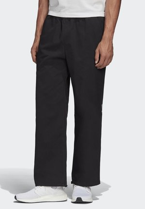 ADIDAS ATHLETICS PACK TWILL TROUSERS - Trousers - black