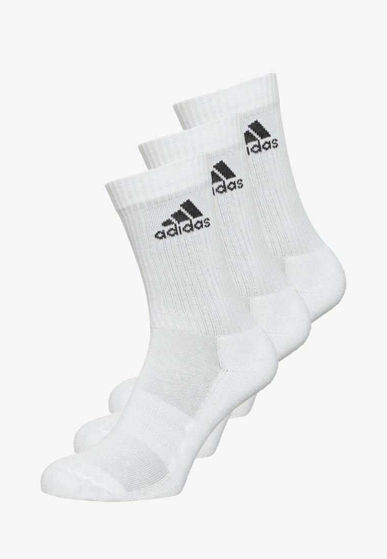 adidas Performance - 3 PACK - Calze sportive - weiß
