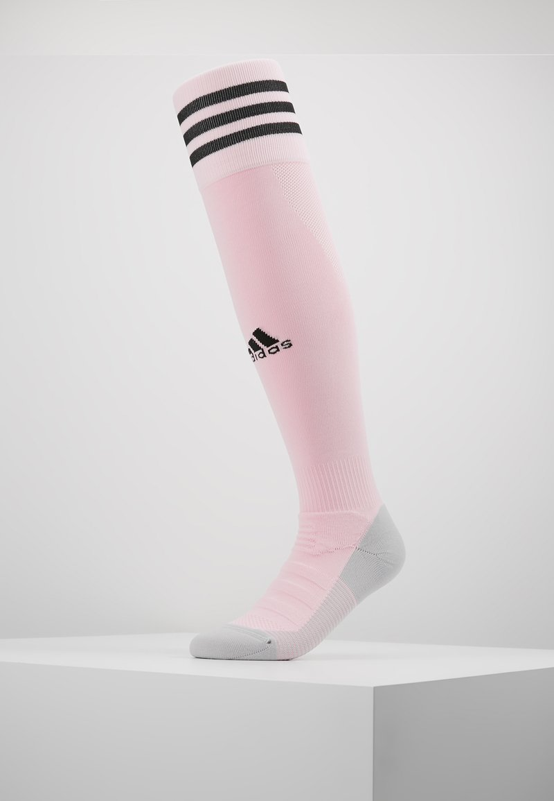 adidas Performance - ADI SOCK 18 - Fotballstrømper - true pink/black