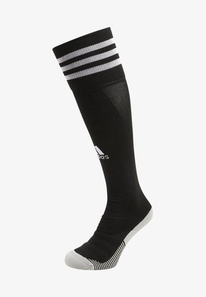 CLIMACOOL TECHFIT FOOTBALL KNEE SOCKS - Sports socks - black/white