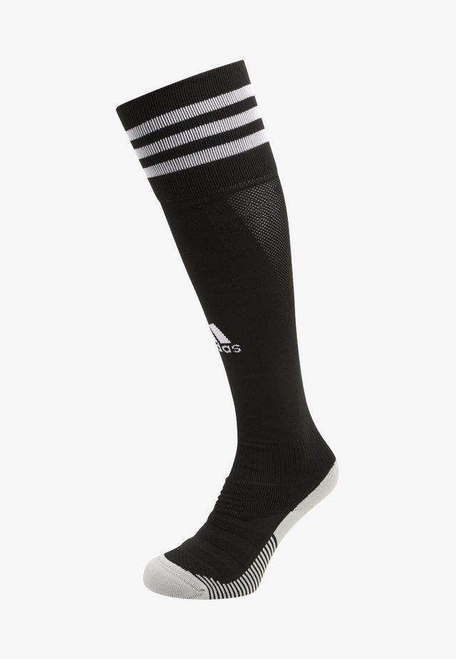 CLIMACOOL TECHFIT FOOTBALL KNEE SOCKS - Sportovní ponožky - black/white