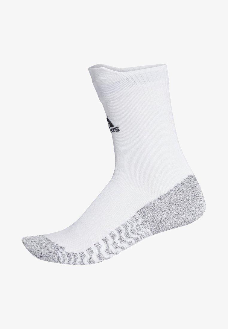 adidas Performance - Alphaskin Traxion Ultralight Crew Socks - Sportsokken - white