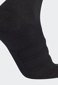adidas Performance - ALPHASKIN LIGHTWEIGHT CUSHIONING OVER-THE-CALF COMPRESSION SOCKS - Knee high socks - black - 2
