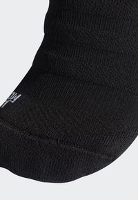 adidas Performance - ALPHASKIN LIGHTWEIGHT CUSHIONING OVER-THE-CALF COMPRESSION SOCKS - Knee high socks - black - 1