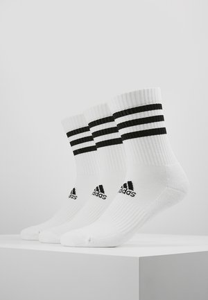 3 PACK - Sports socks - white
