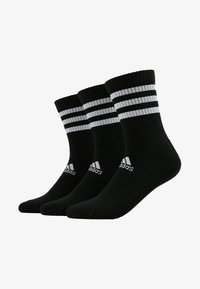 adidas Performance - 3 PACK - Calcetines de deporte - black - 1