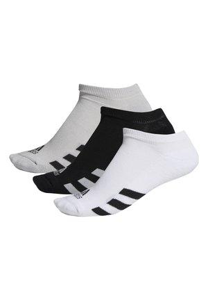 NO-SHOW SOCKS 3 PAIRS - Sokken - black