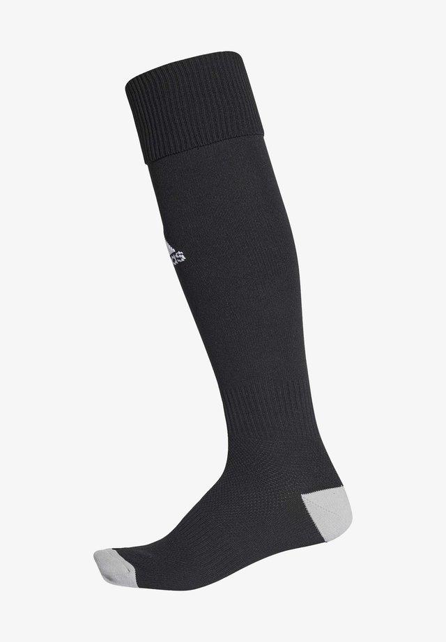 MILANO 16 SOCKS 1 PAIR - Voetbalsokken - black