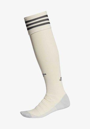 MANCHESTER UNITED AWAY SOCKS - Voetbalsokken - beige