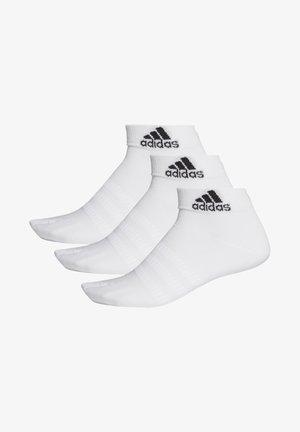 ANKLE SOCKS 3 PAIRS - Enkelsokken - white