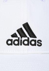 adidas Performance - 6P - Kšiltovka - white/black - 6