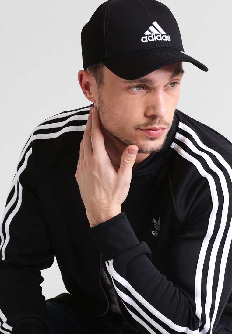 adidas Performance - 6P - Kšiltovka - black/white