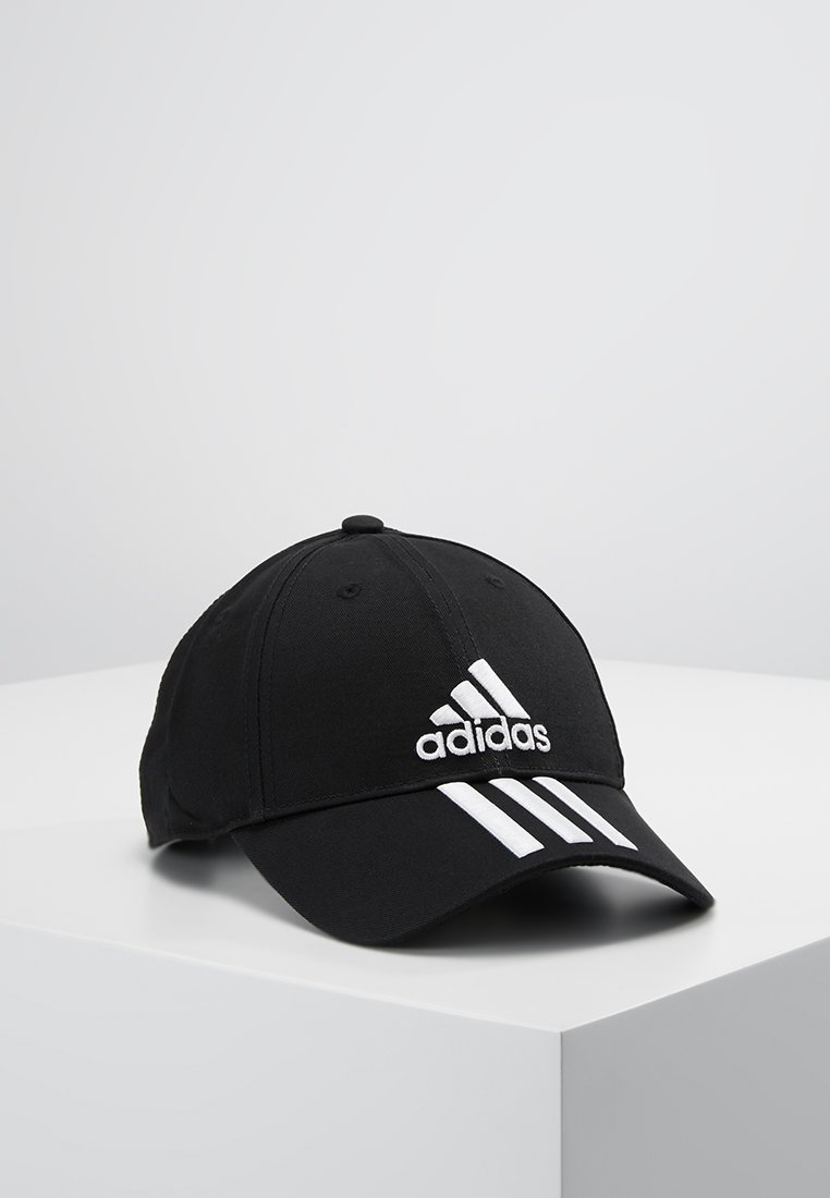 adidas Performance - Czapka z daszkiem - black/white