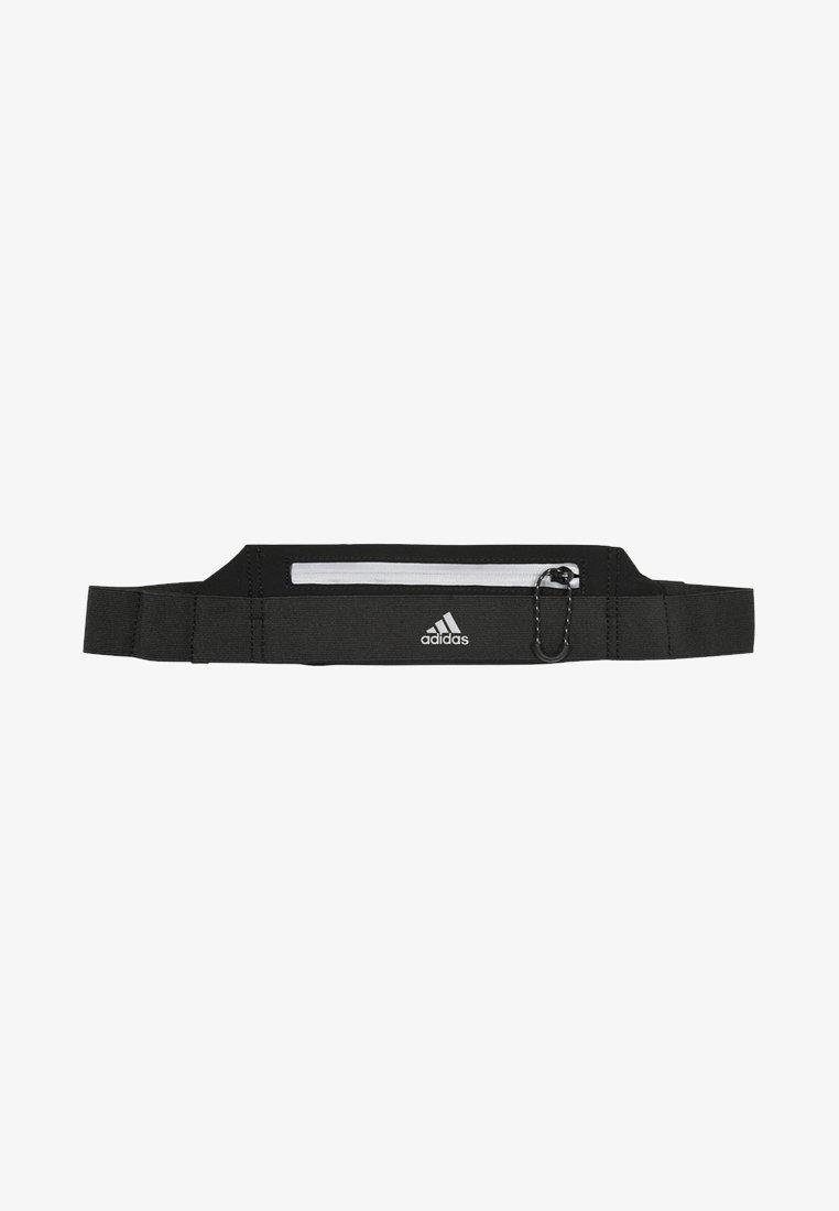 adidas Performance - RUN BELT - Cinturón - black