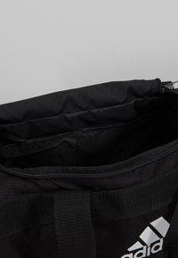 adidas Performance - Sports bag - black/grefou/white - 4
