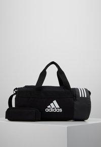 adidas Performance - Sports bag - black/grefou/white - 0