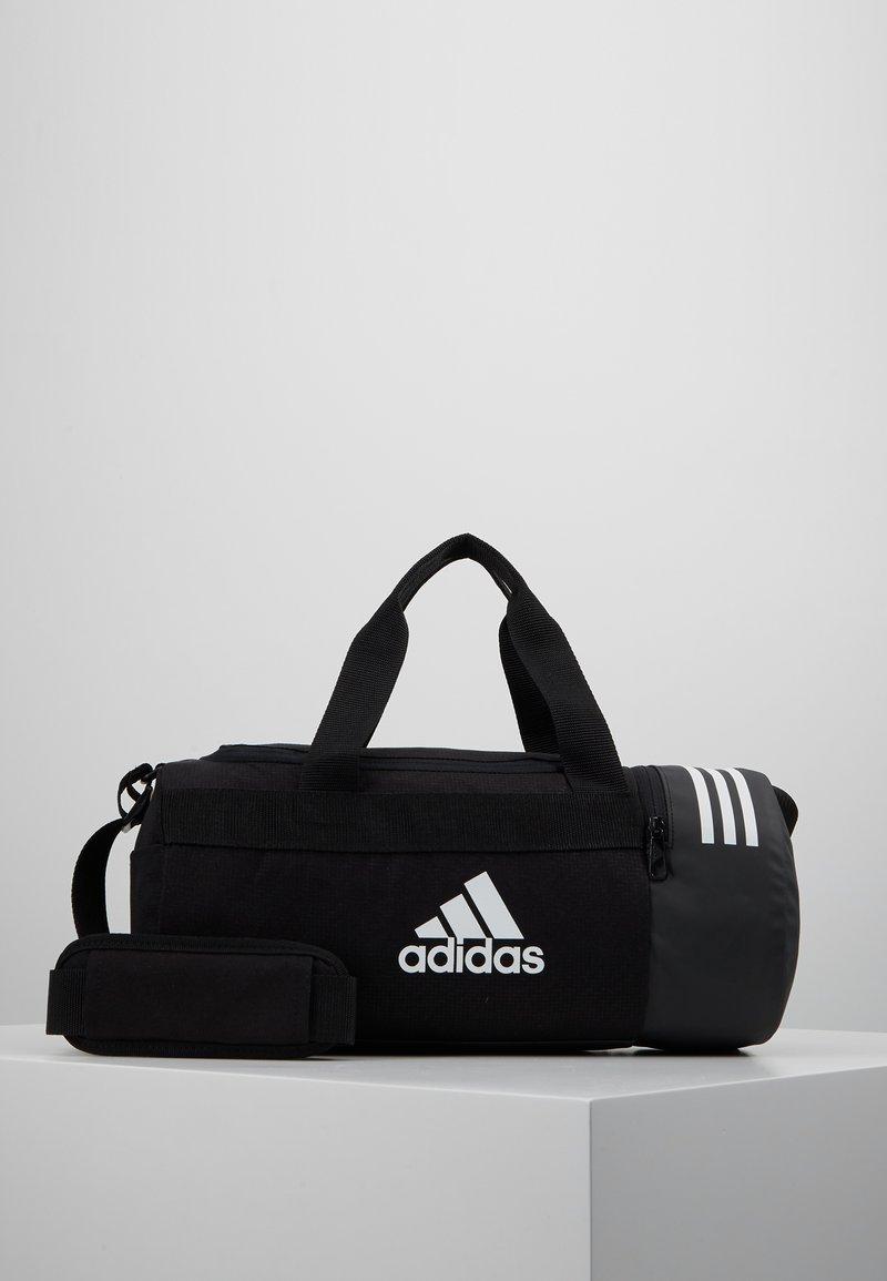 adidas Performance - Sports bag - black/grefou/white