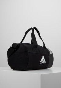 adidas Performance - Sports bag - black/grefou/white - 3