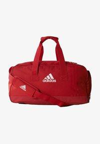 adidas Performance - TIRO TEAM - Bolsa de deporte - red - 0