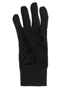 adidas Performance - RUN GLOVES - Gloves - black/black/silver - 4
