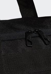 adidas Performance - CONVERTIBLE 3-STREIFEN - Sports bag - black/white - 4
