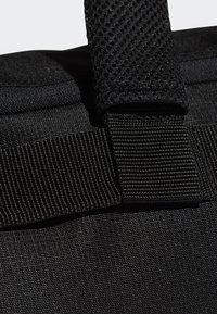 adidas Performance - CONVERTIBLE 3-STREIFEN - Sports bag - black/white - 5