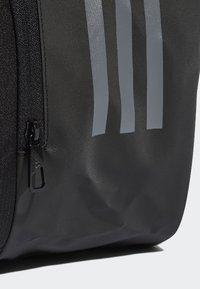 adidas Performance - CONVERTIBLE 3-STREIFEN - Sports bag - black/white - 3