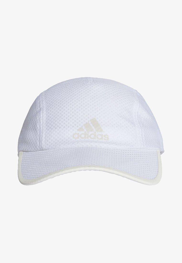 adidas Performance - CLIMACOOL RUNNING CAP - Cap -  white/white reflective