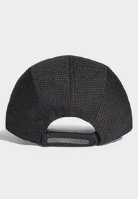 adidas Performance - CLIMACOOL RUNNING CAP - Gorra - black - 1