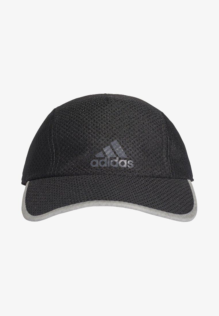 adidas Performance - CLIMACOOL RUNNING CAP - Cap - black