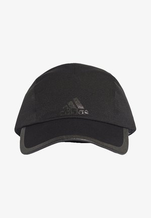 Climaproof Running Cap - Cap - black/black/black refective