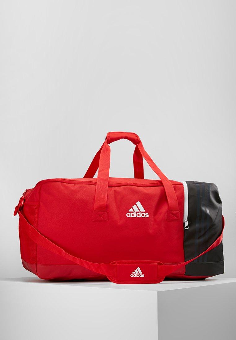 adidas Performance - TIRO - Sporttasche - scarle/black/white