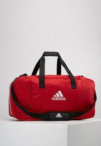 adidas Performance - TIRO DU  - Sportväska - power red/white - 0