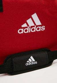 adidas Performance - TIRO DU  - Sportväska - power red/white - 7