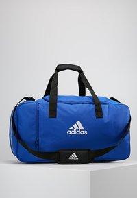 adidas Performance - TIRO DU  - Sportstasker - bold blue/white - 0