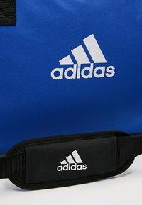 adidas Performance - TIRO DU  - Sportstasker - bold blue/white - 7