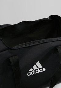 adidas Performance - TIRO DU  - Sportväska - black/white - 4
