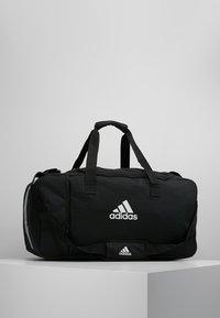 adidas Performance - TIRO DU  - Sportväska - black/white - 0