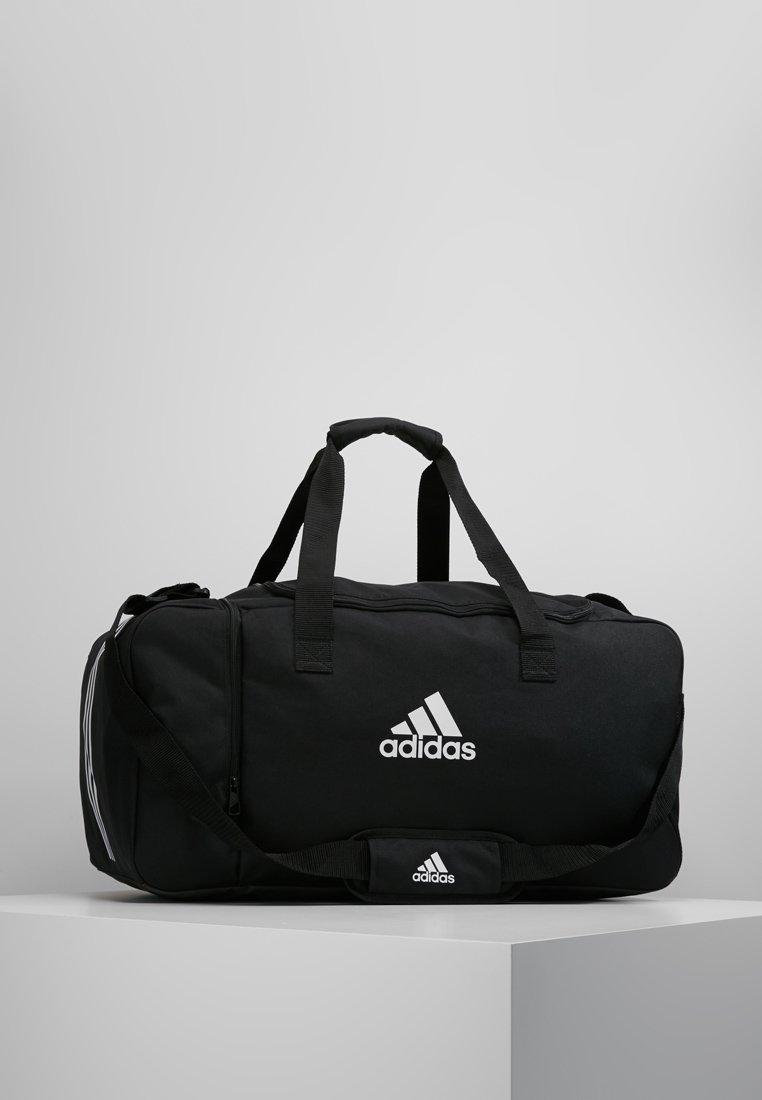 adidas Performance - TIRO DU  - Sportväska - black/white