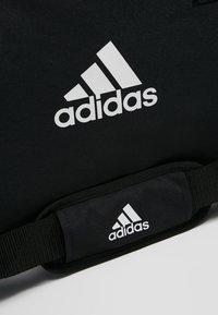 adidas Performance - TIRO DU  - Sportväska - black/white - 6