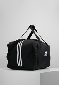 adidas Performance - TIRO DU  - Sportväska - black/white - 3